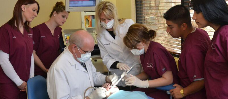 employment and training programs for dental assistants Train to work as a dental assistant in our certificate dental assistant program at   whether you use your dental assistant training for a career chairside or in an.