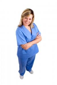 dental assistants attire
