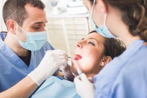 employment at a dental practice